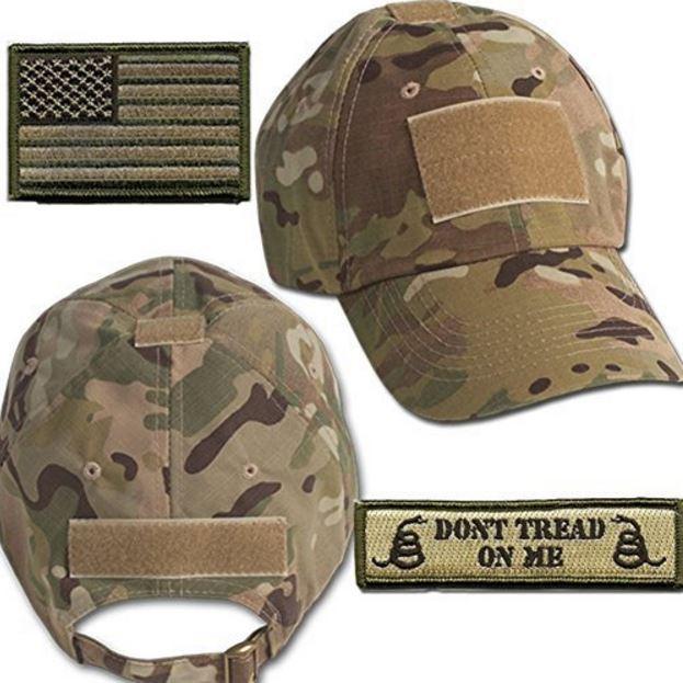 Gadsden and Culpeper Tactical Cap